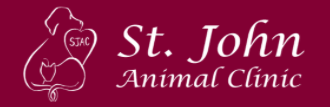 St. John Animal Clinic logo
